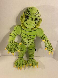 "Universal Studios Monsters CREATURE FROM THE BLACK LAGOON 18"" Plush Nanco 2006"