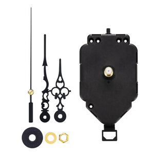HR9611-1-903-Wall-Swing-Clock-Movement-Long-Shaft-Mechanism-Motor-Repair-Kit