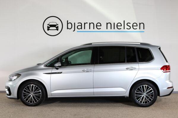 VW Touran 2,0 TDi 190 R-line DSG - billede 1