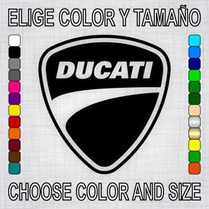 Vinilo-adhesivo-DUCATI-pegatina-autocollant-logo-moto-escudo-rueda-decal