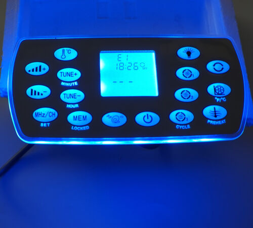 Jazzipool  spa Control panel JAZZI2-2P Control systerm keypad only,for SKT338