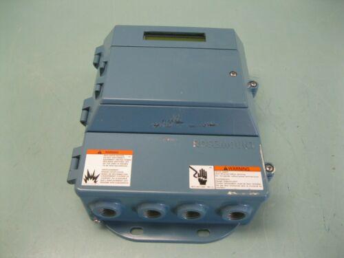 2485 Rosemount 8712 ESR1A1N0DA1DA2M4 Smart Hart Magnetic Flow Transmitter H2