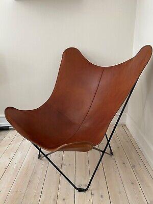 Flagermusstol fra Cuero En tidløs klassiker Komfortabel