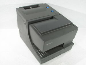 ibm 4610 tg4 suremark printer usb with power supply ebay rh ebay com ibm 4610 printer user guide ibm 4610-1nr user guide