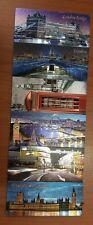 6 pcs 3D I Love London England souvenirs fridge magnet set  Uk Stock Fast Ship