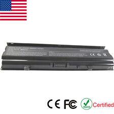 5200mah Battery for Dell Inspiron 14V 14VR M4010 N4020 N4030 N4030D TKV2V FMHC10