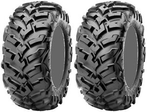 pair 2 maxxis vipr 25x10 12 atv tire set 25x10x12 25 10 12. Black Bedroom Furniture Sets. Home Design Ideas