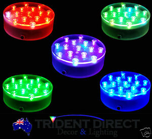 I colour 4 lights