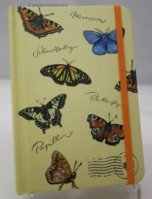 Notizbuch Blankobook Nature Fun Butterfly Schmetterlinge
