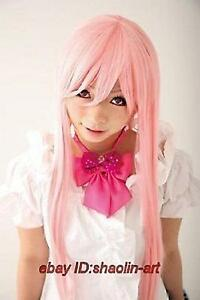 VOCALOID-2-Megurine-Luka-raide-animation-Cosplay-fete-plein-cheveux-perruques