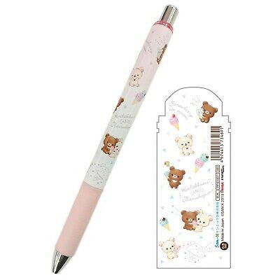 Korilakkuma /& Chanoikoguma San-X Rilakkuma Pentel EnerGel 0.5mm Gel Pen Black