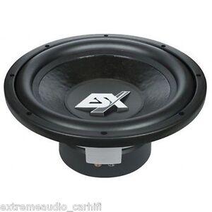 ESX-SX1240-SUBWOOFER-SIGNUM-haut-parleur-30cm-500-Watt-RMS-1000-sx-1240