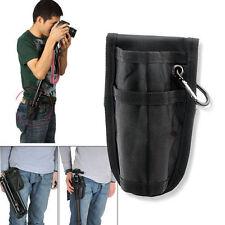 convenient portable Camera Monopod Tripod pouch waist bag for photography