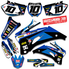 2007 2008 2009 2010 2011 WR 450F GRAPHICS KIT YAMAHA WR450F MOTOCROSS MX DECALS