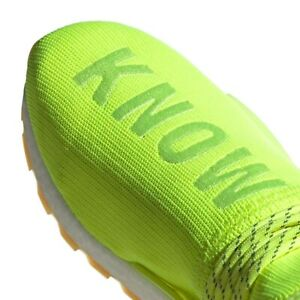 Details about adidas NMD Hu Trail Pharrell Now Is Her Time Know Soul EF2335 Volt 100%Legit