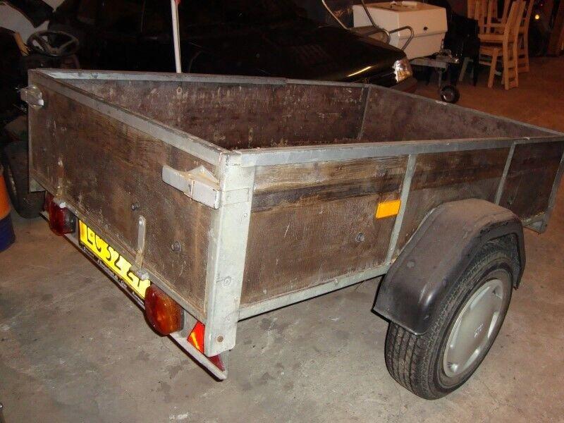 Autotrailer, Variant, lastevne (kg): 0