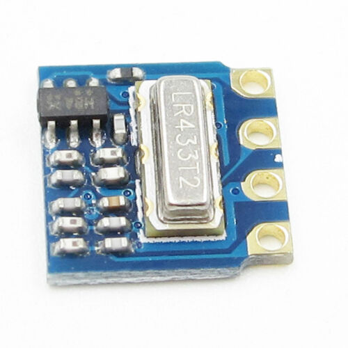 H34A-433 433Mhz MINI Wireless Transmitter Module ASK 2.6-12V
