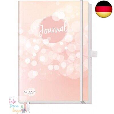 Notizbuch A5 gepunktet Trendstuff Premium Bullet Journal dotted Dreamy