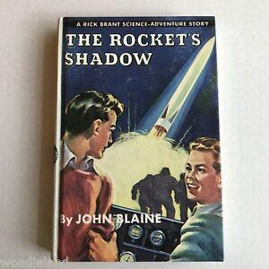 Rick-Brant-1-The-Rockets-Shadow-Boys-Series-Adventure-Fine-Condition