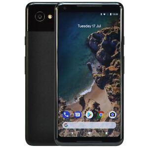 Google-PIXEL-2-XL-solo-128GB-Desbloqueado-6-034-Negro-Android-Telefono-Inteligente