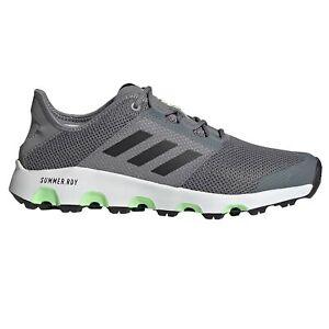 Adidas Terrex Voyager Homme Trail Running Baskets Chaussures Gris/Noir/Vert