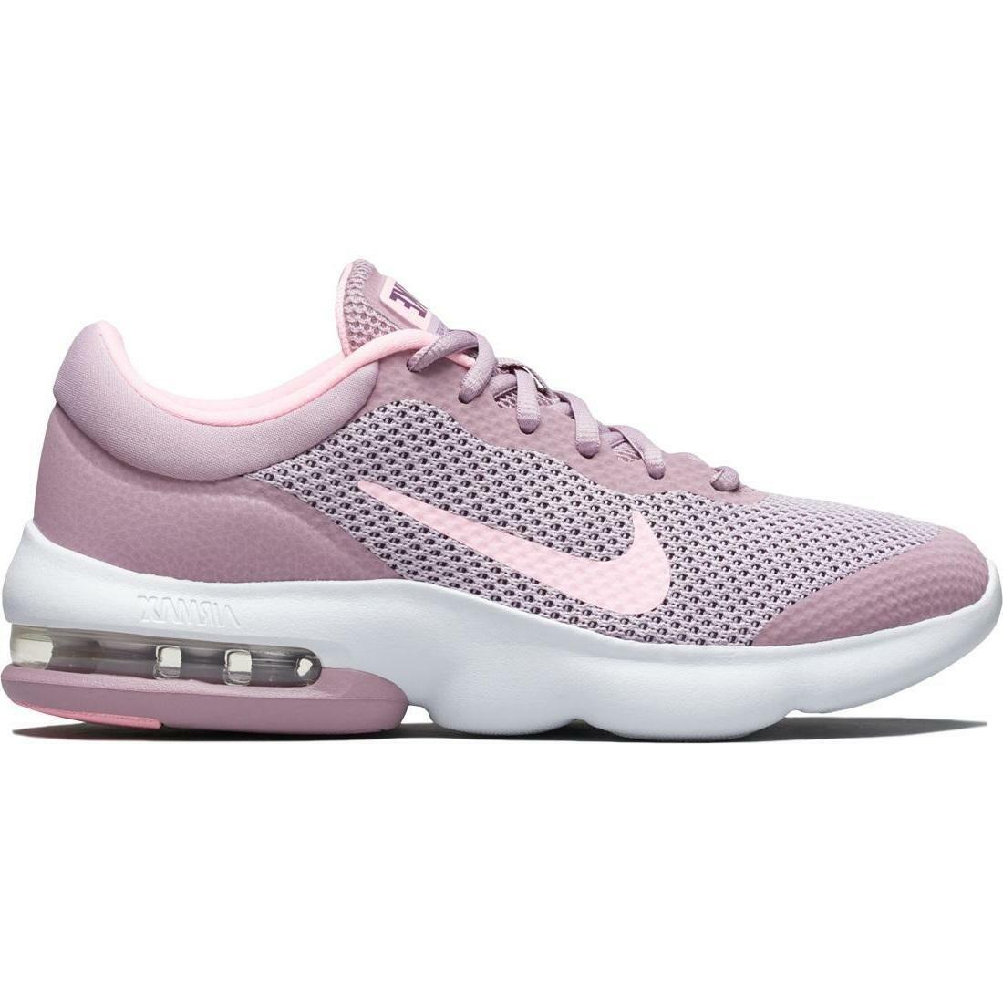 Womens NIKE AIR MAX ADVANTAGE ADVANTAGE ADVANTAGE Elemental pink Trainers 908991 600 b06857