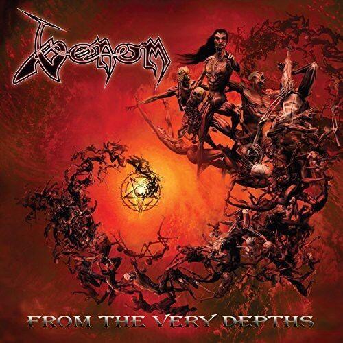 Venom - From the Very Depths [New CD]