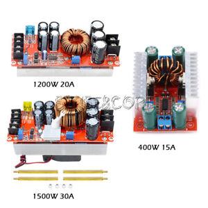 1200W DC-DC Step Up Wandler Boost Modul Konstantstrom Netzteil Power Modul 20A