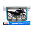 Maisto-1-18-2017-BMW-R1200GS-Bicicletta-Moto-modello-diecast-Toy-PENNINO miniatura 5