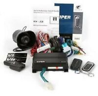 Viper 3203V  2-Way Responder LE Car Alarm Keyless Entry Trunk release
