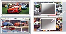 nintendo DS Lite - DISNEY CARS 4 Piece Decal / Sticker Skin vinyl