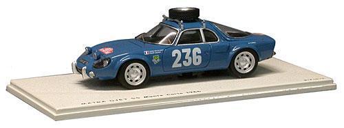 Matra DJET 5S  236 Gavin-Leguelec  Rallye Monte Carlo  1966 (Bizarre 1 43 BZ309)