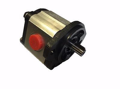 OT Hydraulic Gear Pump OT100P65D//R11S1 2.8GPM 2900psi Keyed 6.25cc .38cid SAE AA