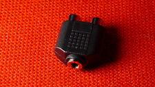 Uscita cuffie stereo adattatore per Panasonic Camcorder HDC-SD1 AG-HSC1U SD9 etc