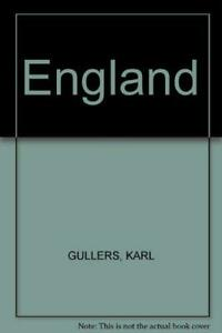 England-by-GULLERS-KARL-Hardcover-Good