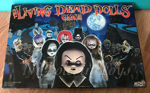 Living-Dead-Dolls-Board-Game-Complete-Preowned-NICE