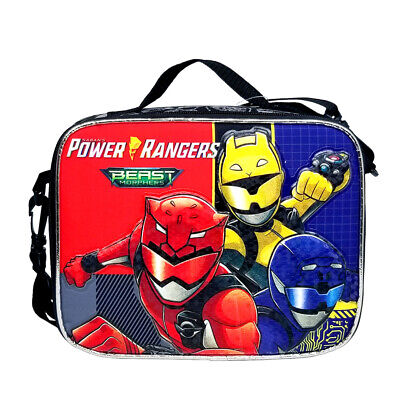 NEW Power Rangers Beast Morphers Large Backpack 44274
