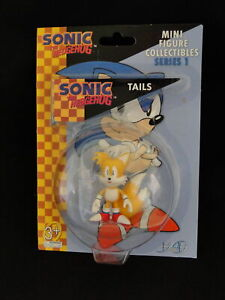 NEW SEGA SONIC THE HEDGEHOG TAILS MINI FIGURE COLLECTIBLES SERIES 1
