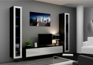 Breathtaking Wall Units Ebay Pictures - Simple Design Home ...
