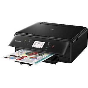 Canon Pixma Ts6020 Wireless Inkjet All In One Printer Black