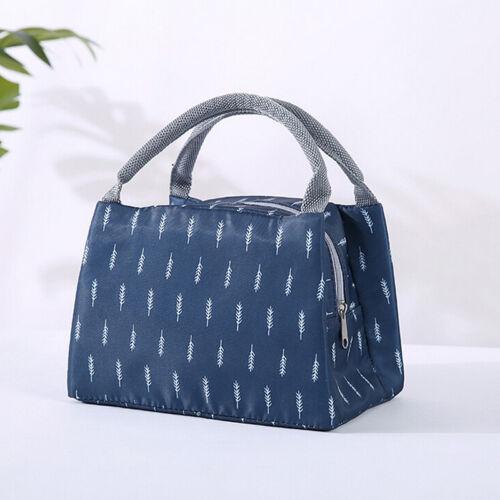 waterproof lunch bag for women kids men lunch box bag canvas insulatio HH