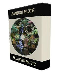Details about NEW WATER & BAMBOO FLUTE MUSIC CD Relaxation Meditation Salon  Beauty Spa Therapy