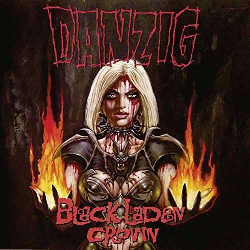 Danzig - Black Laden Crown (Ltd.Digi) Nuevo CD Digi