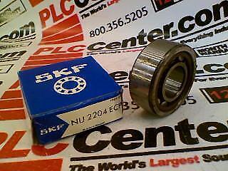 SKF NU-2204-ECP   NU2204ECP (NEW IN BOX)