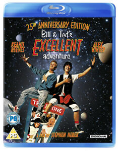 Bill-and-Ted-039-s-Excellent-Adventure-Blu-Ray-2014-Keanu-Reeves-NEW