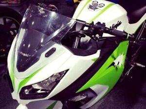 Mirror-Block-Off-Plates-Kawasaki-Ninja-400-400R-650-2017-2018-Life-Warranty