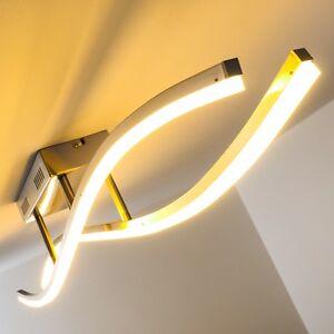 design led deckenlampe lampe deckenleuchte flur leuchten k chen wohn zimmer ebay. Black Bedroom Furniture Sets. Home Design Ideas