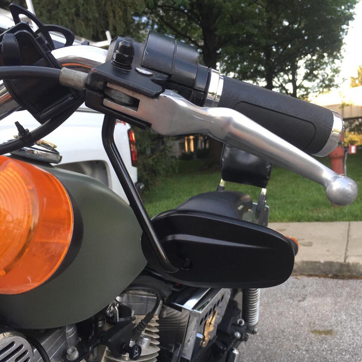 Motorcycle Motobike Classic Round Mirrors For Harley Cruiser Bobber Chopper