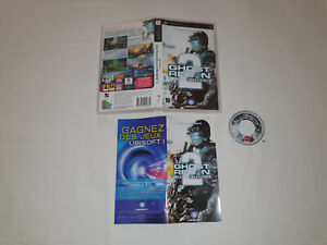 jeu sony playstation portable psp occasion GHOST RECON 2 ADVANCED WARFIGHTER