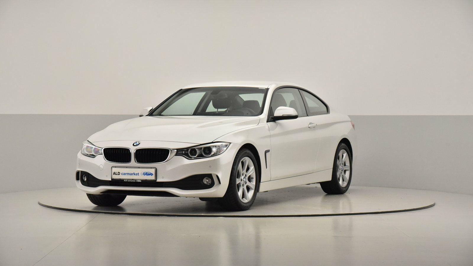 BMW 420d 2,0 Coupé aut. 2d - 317.000 kr.